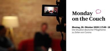 Monday on the Couch: Die Situation deutscher Pflegeheime zu Zeiten von Corona
