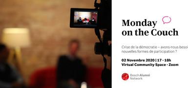 Monday on the Couch: Crise de la Démocratie