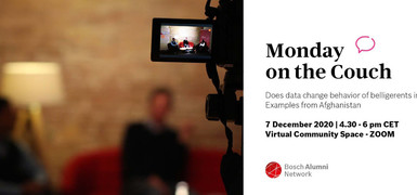 Monday on the Couch: Does Data Change Behavior of Belligerents in Wars?