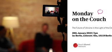 Monday on the Couch: The Future of Ukraine